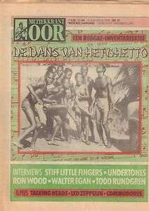 MAGAZINE-OOR-1979-nr-17-REGGAE-THE-CURE-WILLEM-BREUKER-RON-WOOD-UNDERTONES