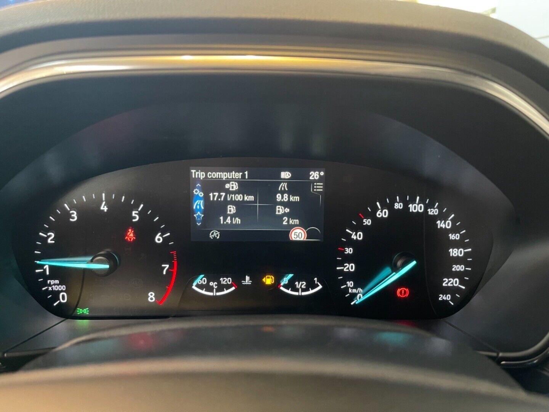 Ford Focus 1,0 EcoBoost mHEV Titanium stc. - billede 10