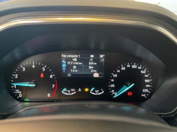 Ford Focus 1,0 EcoBoost mHEV Titanium stc. billede 10