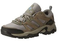 Columbia Women's Woodburn Wide Trail Hiking Shoes Size 5 W Us