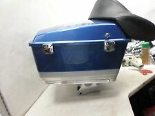 Tour Pack Touring FLH Ultra Classic Electra Glide 2007 Blue Quick Release