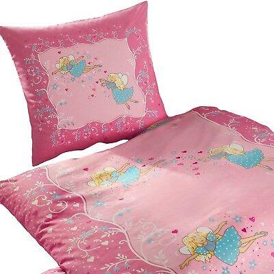 Kinderbettwäsche Bettwäsche Mädchenbettwäsche 135x200