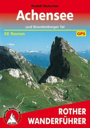 1 von 1 - Achensee  und Brandenberger Tal / Rother Wanderführer (2015)