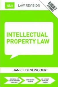 Intellectual-Property-Law-Paperback-by-Denoncourt-Janice-Like-New-Used-Fr