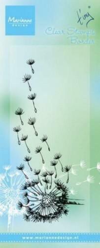 Marianne Design Stempel Pusteblume Dandelion Clear Stamps aus Silikon