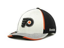 f6baadaf263 item 3 Philadelphia Flyers Reebok NHL Locker Room Flex-Fit Men s Cap Hat -  Size  S M -Philadelphia Flyers Reebok NHL Locker Room Flex-Fit Men s Cap Hat  ...