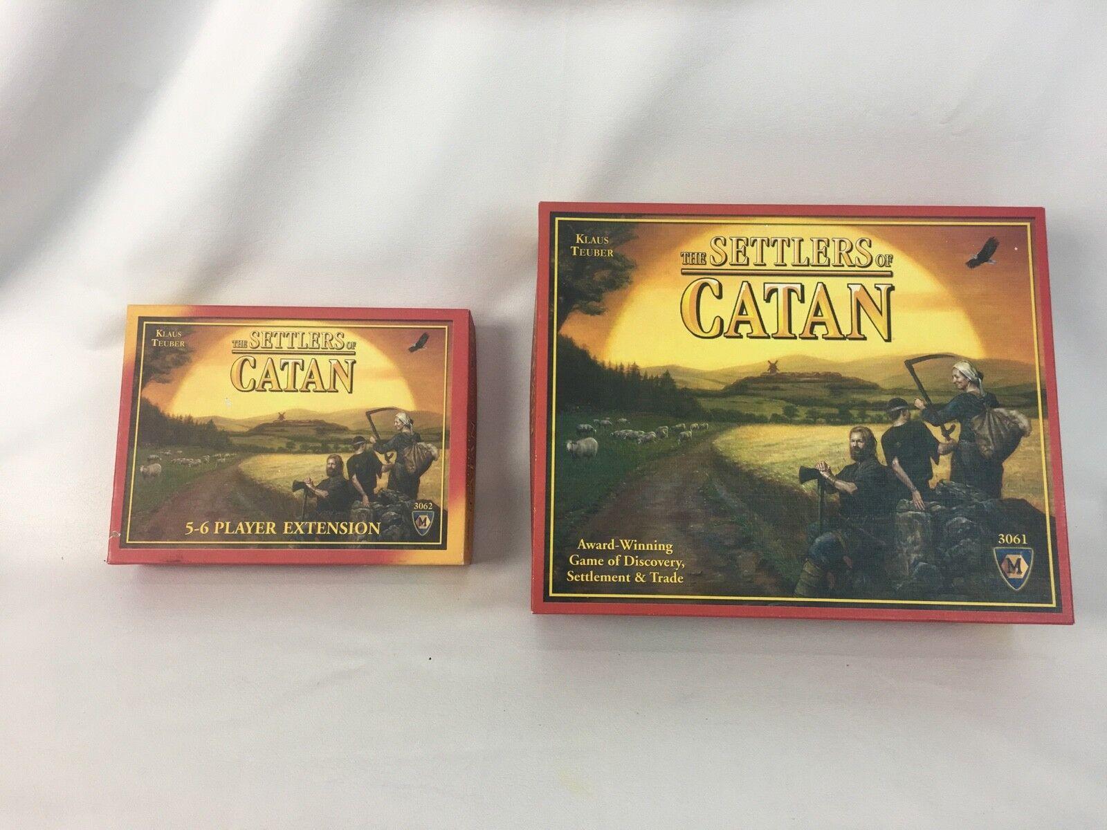 Die siedler von catan   3061 brettspiel w   erweiterung   3062