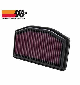 K-amp-N-Air-Filter-YAMAHA-R1-2009-2010-2011-2012-2013-2014-K-amp-N-YA-1009-Airfilter