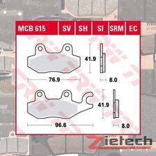 Bremsbel/äge TRW MCB519EC f/ür REX 50 Escape 03- vorne