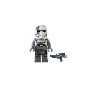 Lego First Order Walker Driver from Set 75189 Star Wars Minifigure NEW sw869
