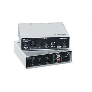 new steinberg ur12 portable usb audio interface analog preamplifier 4872593168537 ebay. Black Bedroom Furniture Sets. Home Design Ideas