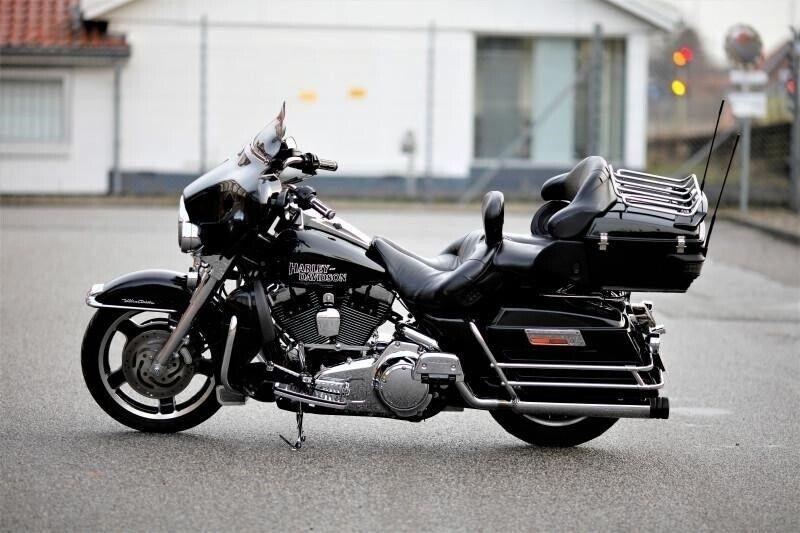Harley-Davidson, FLHTCUI Electra Glide Ultra Classic,