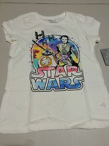 NWT Disney Store Parks BB8 T-Shirt for Girls S,M,L