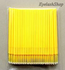 Microbrush 100 Stk lose Wimpernverlängerung Eyelash Extensions Micro Mikro Brush