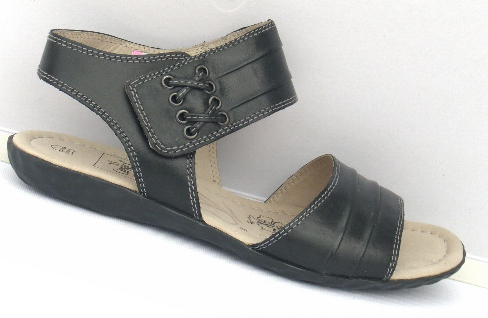 Caprice Chaussures Chaussures Femmes Sandales, Cuir, Taille 37-42, +++ NEUF +++