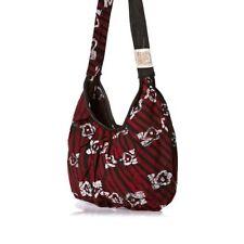 Vans X Della Shoulder Bag Womens Batik Red