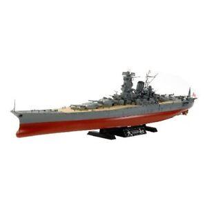 Tamiya-1-350-Ship-Series-No-30-Japanese-Battleship-Yamato-Model-Kit-78030
