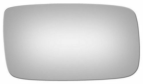 Passenger Side View Drop Fit OE Replacement Mirror Glass F36047 Fits Volvo