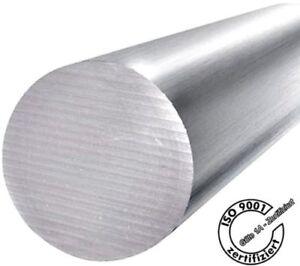 Aluminium Rund - D 50mm - ALCuMgPb - Zuschnitt 1000mm lang