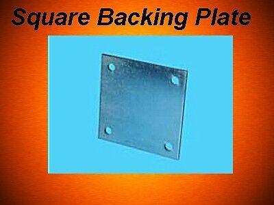 Floating Boat Dock Hardware Bracket Square Backing 442