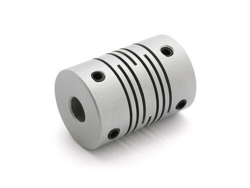 Spielfreie Wendelkupplung Stellschraubenausführung JT16 D16L23 5,00//8,00mm