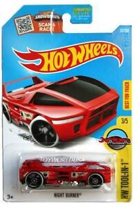 2016 Hot Wheels Treasure Hunts HW Tool-In-1 Night Burner #33