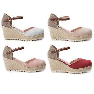 XTI-Mujer-Sandalias-Cunas-Verano-Zapatos-Chanclas-22555