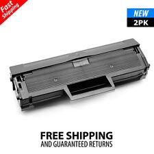 MLT-D101S 2pk Toner Cartridge For Samsung 101S ML-2160 ML-2165W SCX-3405W