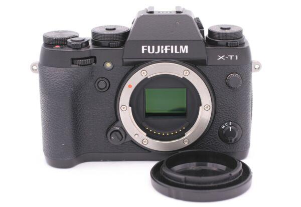Fujifilm X Série X-t1 16.3mp Caméra Slr Numérique - Noir (corps Seulement