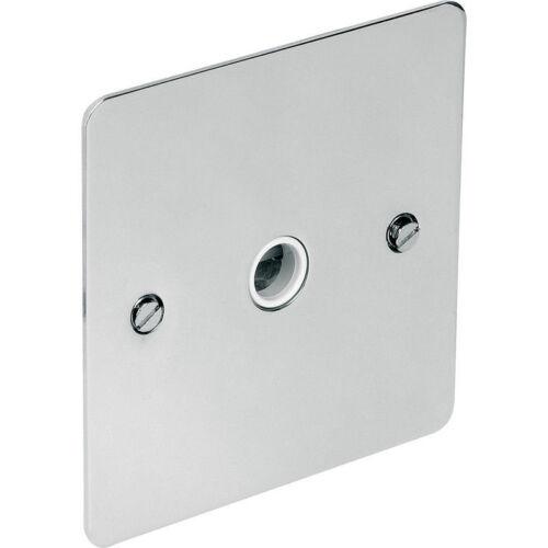 20A plat plat Chrome Poli Plaque sortie Flex Bricolage Nouveau