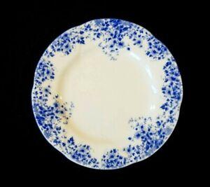 Beautiful-Royal-Albert-Dainty-Blue-Bread-Plate