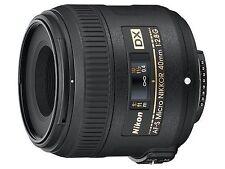 NIKON AF-S DX Micro NIKKOR 40mm f/2.8G Lens from JAPAN NEW