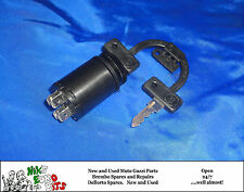 MOTO GUZZI IGNITION SWITCH