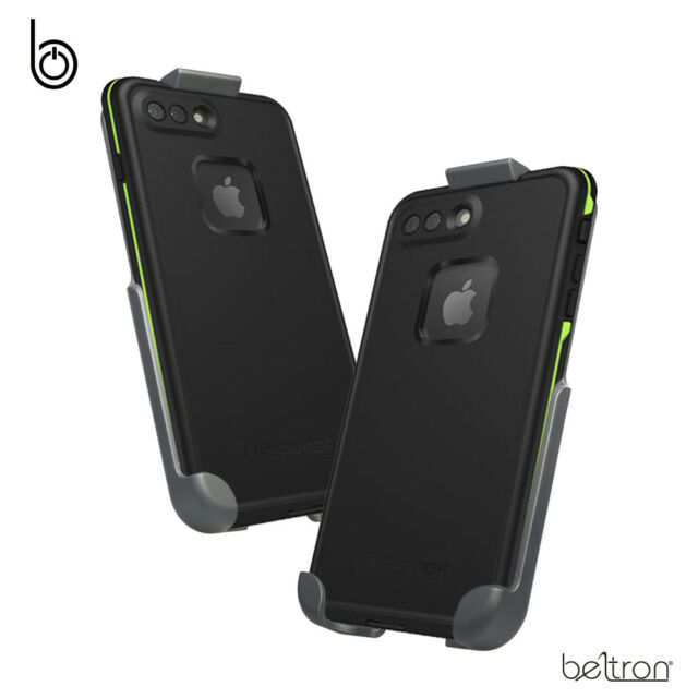 official photos 28c6c 40d58 Beltron Belt Clip Holster for The Lifeproof Fre Case iPhone 8 Plus