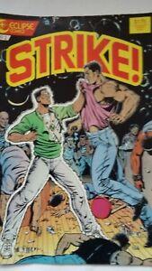 STRIKE Comic Books