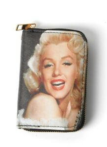 MARILYN-MONROE-WALLET-PURSE-BAG-GIFT-NEW-ARRIVAL-GOOD-QUALITY-VINTAGE