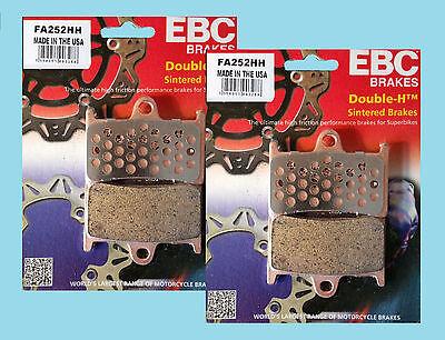 EBC Brakes pastiglie Freno a Disco FA252HH