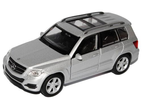 Mercedes-benz glk SUV x204 plata a partir de 2008 antes Facelift 2012 ca 1//43 1//36-1//46 we