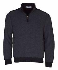 Mens Tonino Lamborghini  Zip Neck Jumper Sweater Size Large