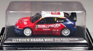 Ixo-Altaya-Citroen-Xsara-WRC-Rallye-Monte-Carlo-2004-Loeb-1-43-boxed