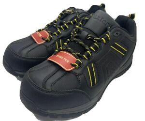 Men-039-s-Dexter-039-Cresent-Croissant-039-Steel-Toe-Low-Hikers-8-5-USA-NEW-w-Tags