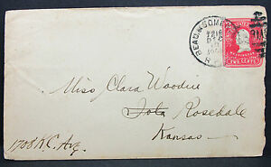 US-Postal-History-Stationery-Cover-Rpo-Duplex-RMS-1905-GS-USA-Bahn-Letter-H-6839