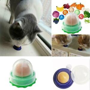 1x-gesunde-Katze-Snacks-Zucker-Candy-Licking-Solid-Ball-Energie-Katzen-Ernae-Z3W1
