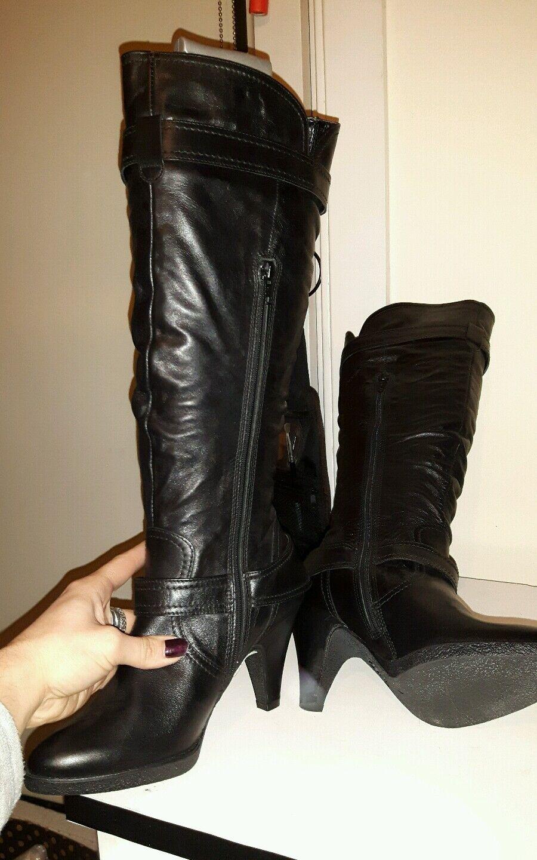 nouvelle belle clarks clarks belle femmes bottes taille 4 dafdcb