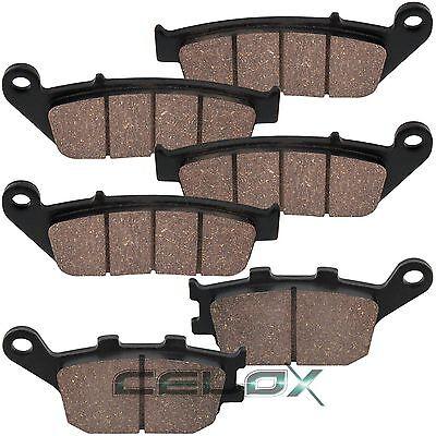 XR600R 1993 FRONT BRAKE PADS FOR HONDA TRANSALP 600 XL600V 1997-1998