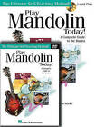 Play Mandolin Today! Level One Package by Doug Baldwin (Mixed media product, 2011)