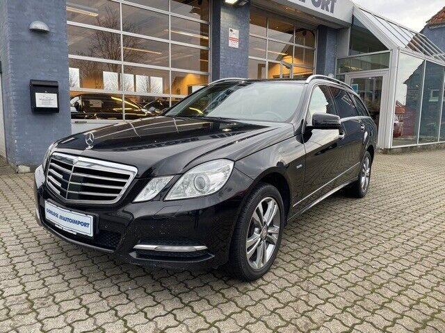 Mercedes E350 3,0 CDi Avantgarde stc. aut. 4Matic BE 5d - 299.900 kr.
