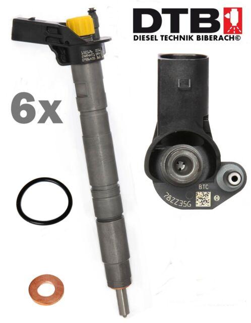 Boquilla inyector audi a4 a6 a8 q7 3.0 TDI 059130277bd VW AUDI 0445115037