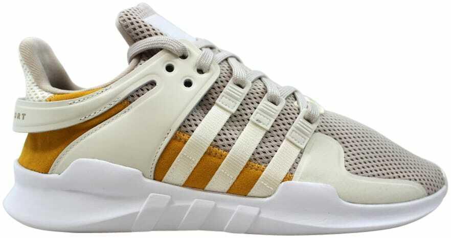 Adidas Equipment ADV Apagado blancoo Core Support marrón-amarillo AC7141 para hombres talla 7.5