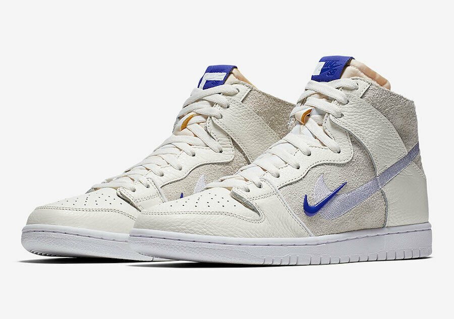 Nike MEN'S SB Zoom Dunk High Pro QS SOULLAND FRI.DAY SIZE 14 BRAND NEW RARE